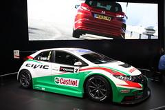 Honda Civic WTCC de Gabriele Tarquini
