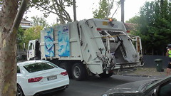 Yarra Recycling 22 (MelbourneGarbo) Tags: yarra recycling visyrecycling rearloader