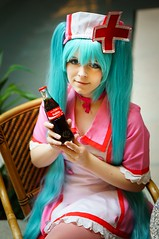 C+C - 15 (TimeSkipLuffy) Tags: anime fashion costume cosplay manga coke share miku mycoke vocaloid meinecoke