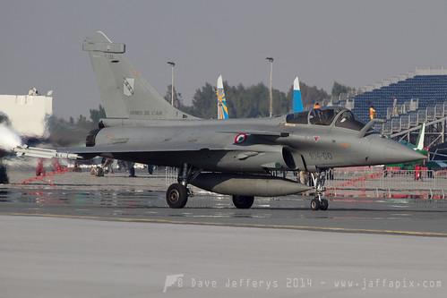 138 (104-GQ) Rafale French AF