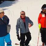 Derek, Bruce and Mike Janyk, 2014 Keurig Cup at Grouse Mountain PHOTO CREDIT: John Preissl