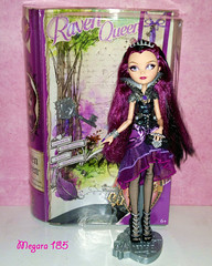 2013 Raven Queen Ever After High (Mgr  ) Tags: high queen after raven ever