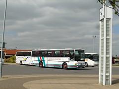 Keyway Coaches LJI8156 Skegness Bus Stn (2) (1024x768) (dearingbuspix) Tags: lji8156 keywaycoaches keyway b310crp