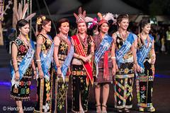 kalimaran 2014 peagent (kalumbiyanarts colors) Tags: sabah cultural dayak murut murutdance murutcostume sabahnative