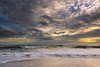 A moment in time (Nick Twyford) Tags: sunset newzealand seascape beach clouds waves auckland northisland westcoast waiuku lateafternoonlight awhitu colourimage leefilters hamiltonsgap nikond800 lee09nd lee06gndhard nikkor160350mmf40