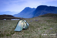 The life of a landscape photographer (DanLanePhotography) Tags: park blue camping england lake mountains dan walking landscape photography dusk district daniel lifestyle tent adventure national lane pike langdale hourhiking