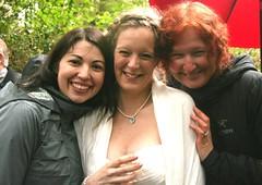Becky & Jesse wedding weekend.. (iwona_kellie) Tags: family wedding forest jesse britishcolumbia marriage vancouverisland becky tofino april 2014 iwonakellie
