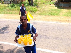 Sri Lanka free drink?? (dover.rebecca) Tags: life travelling beach coast back packing east bums nomad everyday