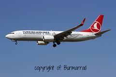 TC-JHR LMML 17-06-2015 (Burmarrad) Tags: cn aircraft airline boeing airlines turkish registration 40989 7378f2 lmml tcjhr 17062015
