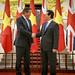 PM meets Prime Minister Dũng