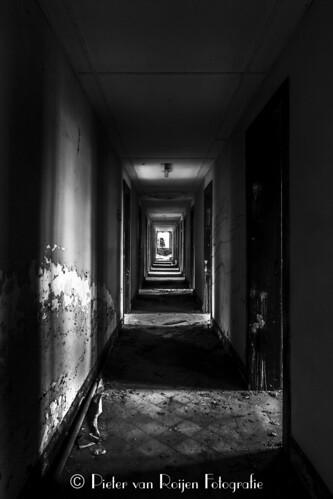 Corridor of decay.