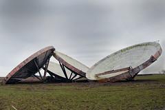 RAF Stenigot, Lincolnshire (Isabella Lily Photography) Tags: urbex raf abandoned old graffiti stenigot radar outdoors