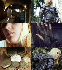 Thieves Guild TES Aesthetic Collage (DrosselTira) Tags: vex tes elder scrolls v tesv skyrim collage videogame cosplay aesthetics aesthetic challenge thief guild thieves thievesguild master guildmaster armor armour leather bethesda coin money barenziah crown quest mission task flagon