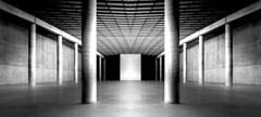 Interior Perspective (Martin Snicer Photography) Tags: interior architecture building room perspective lines bw blackandwhite monchrome art fineartphotography design