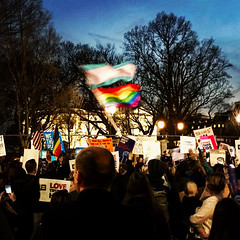 2017.02.22 ProtectTransKids Protest, Washington, DC USA 3823