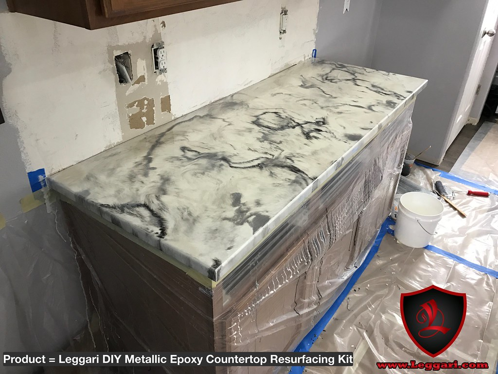 How To Resurface Kitchen Countertops Kits