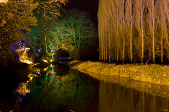 Winter Lights 2016 050 (dblaikiephotography) Tags: nighttime colour nationaltrust angleseyabbey winterlights