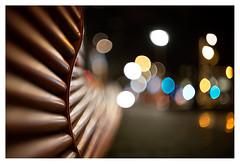 The night has a thousand eyes (leo.roos) Tags: denhaag thehague bench bank bezuidenhoutseweg minolta mcrokkorpg5812 a7s dayprime day58 dayprime2017 dyxum challenge prime primes lenzen brandpuntsafstand focallength fl darosa leoroos sonyflickraward