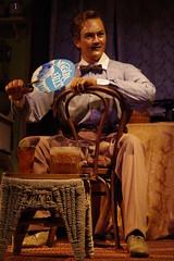 John from Carousel of Progress (TheMightyEye) Tags: wed walt 1960s progress carousel john attraction ride magickingdom magickimgdom disneyworld florida themepark generalelectric tomorrowland disney disneyland themightyeye