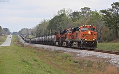 Southern Hills (Trains1983) Tags: csx bnsf ge k888 sulphur train freight tank cars jamestown ga georgia rr railroad h3 swoosh tier 4