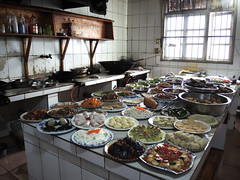 Village kitchen (MelindaChan ^..^) Tags: gongcheng china 恭城油茶 village kitchen chanmelmel mel melinda melindachan food eat dish plate culture