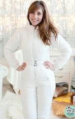 white (skisuitguy) Tags: skisuit snowsuit ski snow suit skiing skiwear skifashion skibunny onepieceskisuit onepiecesuit onesie