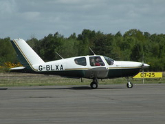 G-BLXA SOCATA TB20 TRINIDAD (BIKEPILOT) Tags: flying airport aircraft aviation aeroplane airfield aerodrome blackbushe eglk socatatb20trinidad gblxa