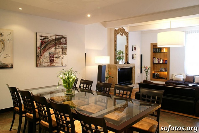 Salas de jantar decoradas (149)