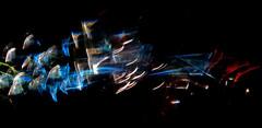 Rush Hour (Reciprocity) Tags: light film glass 35mm experimental refraction recursive analogue caustics photogram lightart shadowgraph reciprocity pf3 refractograph lenslessphotography s2384a bs984