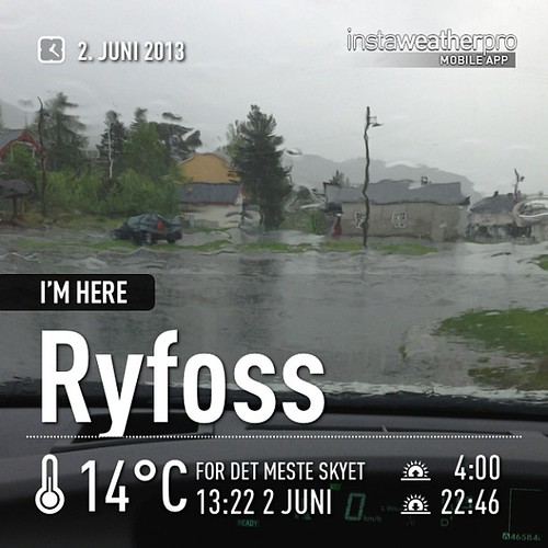 #weather #instaweather #instaweatherpro  #sky #outdoors #nature  #instagood #photooftheday #instamood #picoftheday #instadaily #photo #instacool #instapic #picture #pic @instaweatherpro #place #earth #world #ryfoss #norge #day #spring #rain #skypainters #
