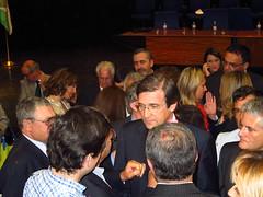 Pedro Passos Coelho na Amadora
