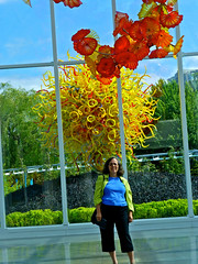 16--Chihuly exhibit (hpwiggy) Tags: glassworks dalechihuly seattlecenter seattlewashington chihulygardenandglass