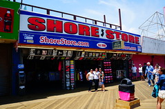 Don't worry, the Shore Store is still open on the Seaside boardwalk (Hazboy) Tags: new summer usa beach america us seaside state nj shore jersey boardwalk heights hazboy hazboy1