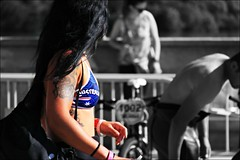 XTerra Berga 2013 - Australia (Pemisera) Tags: girl tattoo chica fille triathlon noia xterra tatuaje tatouage taru tattooed tattooedgirl triatlón labaells tatuatge pemisera xterraberga traiatlí