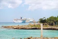 Cozumel Mexico (WarEagle8608) Tags: ocean cruise film beach 35mm mexico yucatan yucatán 35mmfilm cruiseship cozumel royalcaribbean peninsula kodakgold yucatanpeninsula carnivalcruises mexicanbeach yucatánpeninsula sanmigueldecozumel