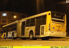 3 3441 - V.I.P. unidade Imperador (Emerson F.C.®) Tags: bus mercedesbenz ônibus articulated mondego articulado o500ua induscar