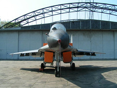 """MiG-29 (8) • <a style=""""font-size:0.8em;"""" href=""""http://www.flickr.com/photos/81723459@N04/9376314908/"""" target=""""_blank"""">View on Flickr</a>"""