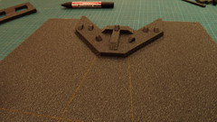 Can you guess what it is yet? (McCluckles) Tags: indy mat foam fi gym armour sci mogul