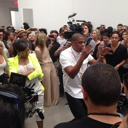 JAY Z Picasso Baby: A Performance Art Piece Video