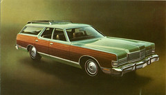 1973 Mercury Marquis Colony Park Station Wagon (coconv) Tags: pictures auto park old art classic cars car station illustration vintage magazine ads painting advertising wagon cards photo flyer automobile post image mercury photos drawing antique postcard ad picture images advertisement vehicles photographs card photograph postcards vehicle autos collectible collectors brochure 1973 automobiles 73 colony marquis dealer prestige