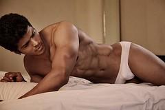 Honey Makhani e (shirtlesssixpack) Tags: cute models handsome hunk biceps abs sixpack malemodels indianmale