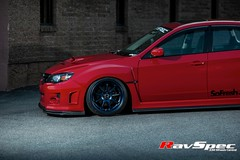 "WORK Emotion XD9 - 18x10 +38 Blue on WRX • <a style=""font-size:0.8em;"" href=""http://www.flickr.com/photos/64399356@N08/9570786133/"" target=""_blank"">View on Flickr</a>"