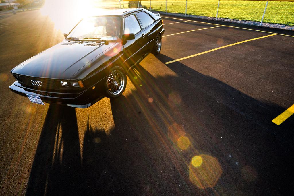 1984 Audi UR