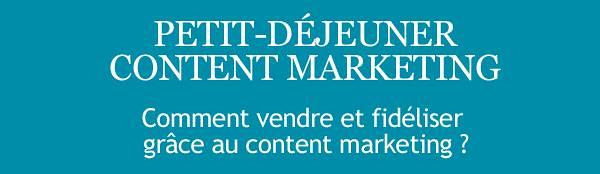 Thumbnail for Vendre et fidéliser grâce au Content Marketing