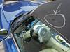 BMW Z8 Verdeck vorher