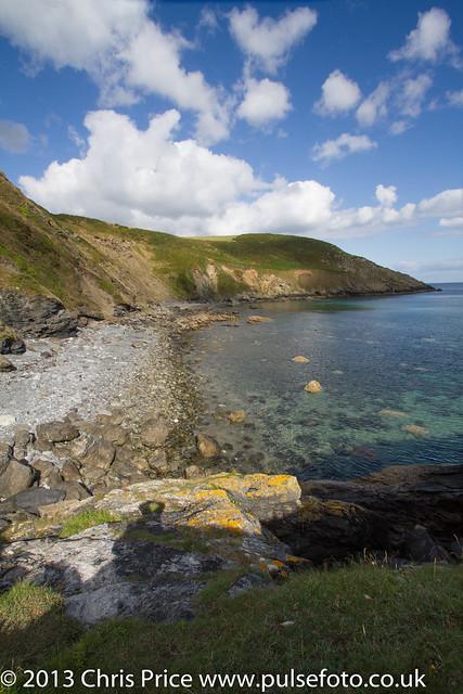 Kiberick Cove, National Trust