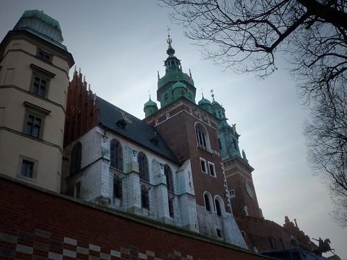 Château de Wawel, Cracovie, Pologne