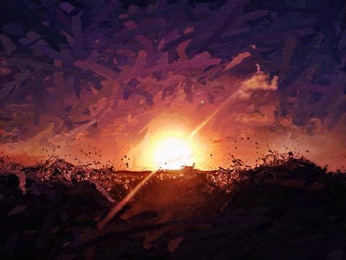 Oceanfire