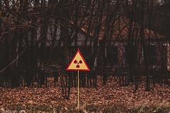 Chernobyl 2013 (Volodymyr Iskra) Tags: road urban abandoned children power rusty nuclear ukraine soviet horror electricity kindergarten zone chernobyl pripyat