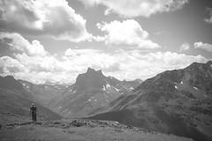 nq01 (HrrayFrunk) Tags: mountain alps berg clouds alpes austria climb tirol rocks walk montaa osterreich tyrol arlberg pateriol